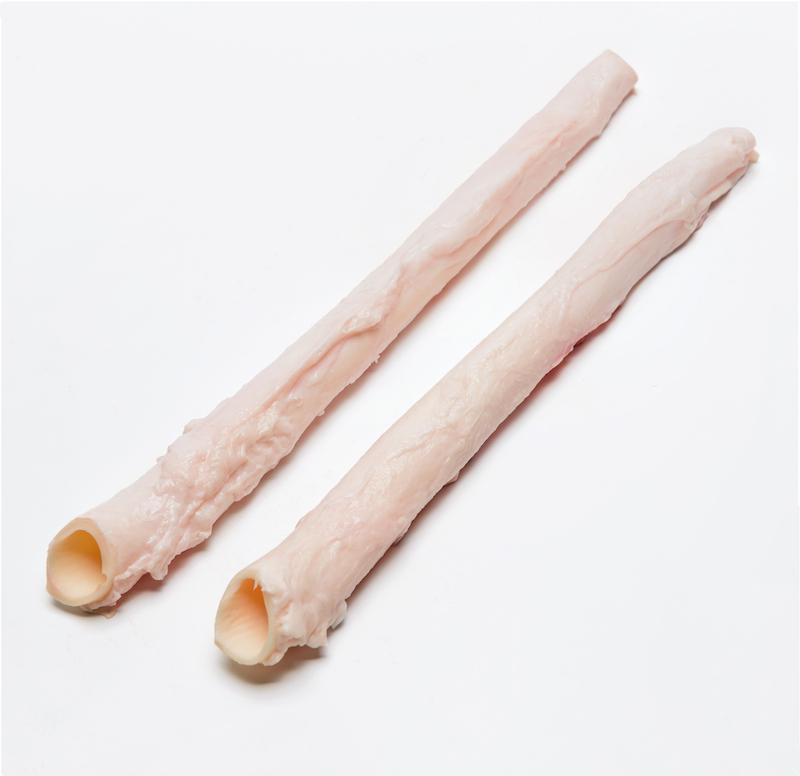 Frozen Pork Aortas - Pork by-products processing LABUNAT Quistello Mantova