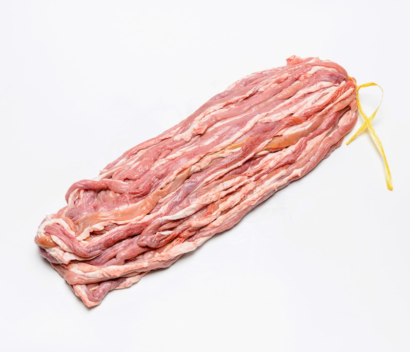 Frozen Green Runner - Pork by-products processing -Labunat Quistello Mantova