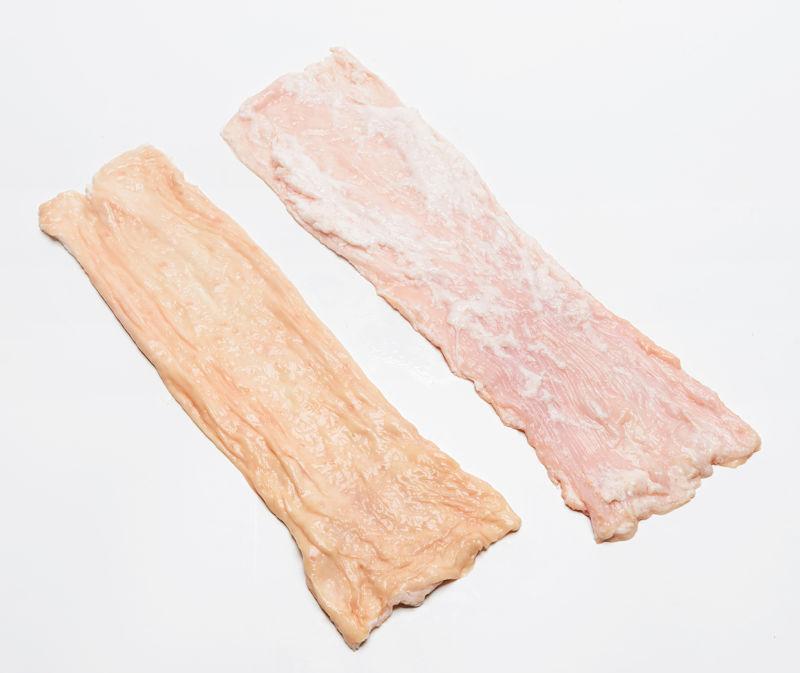 Rectum de porc coupe papillon congelé - LABUNAT - Quistello Mantova