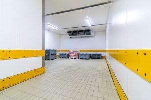 Cella frigo stoccaggio merce-LABUNAT -Quistello Mantova