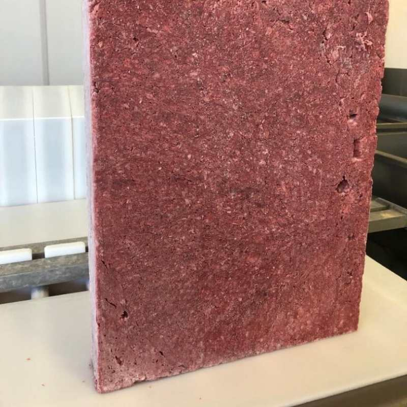 Frozen meat for petfood producers - labunat